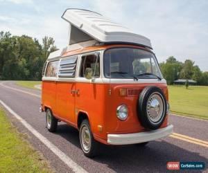 Classic 1973 Volkswagen Westfalia Westfalia Campmobile for Sale
