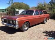 Ford Falcon (1971) 4D Wagon Automatic  for Sale