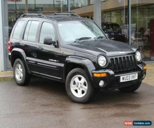 Classic 2003 03 JEEP CHEROKEE 2.8 CRD LIMITED AUTO 4x4 5dr - DIESEL - FULL LEATHER! for Sale