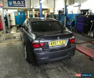 Classic bmw 335i m sport saloon manual very rare not modified or remapped twin turbo for Sale