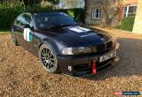 Classic BMW E46 M3 2003 Track Race Car for Sale