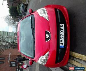 Classic peugeot 107 salvage for Sale