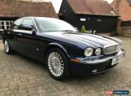2006  XJ Series 2.7TDVi auto XJ Sovereign BLUE SERVICE HISTORY GOOD LOOKING CAR for Sale