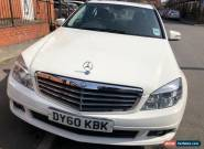 Mercedes Benz c180 2011 for Sale