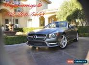 2013 Mercedes-Benz SL-Class for Sale