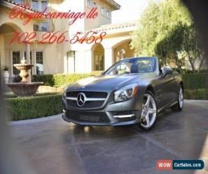 Classic 2013 Mercedes-Benz SL-Class for Sale