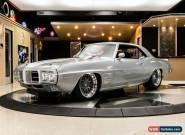 1969 Pontiac Firebird Restomod for Sale