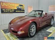 2003 Chevrolet Corvette Convertible 50th Anniversary for Sale
