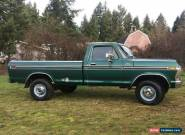 1978 Ford F-250 NO RESERVE for Sale