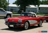 Classic 1960 Chevrolet Corvette for Sale