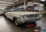 Classic 1964 Ford Galaxie 427 NO RESERVE for Sale