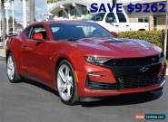2019 Chevrolet Camaro SS for Sale