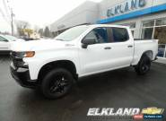 2020 Chevrolet Silverado 1500 Custom Trail Boss MSRP $47060 for Sale