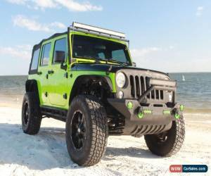Classic 2014 Jeep Wrangler Unlimited Sport SUV 4D for Sale