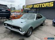 1970 Holden Monaro HG GTS Silver Mist Manual 4sp M Coupe for Sale
