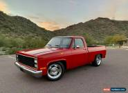 1982 Chevrolet C-10 for Sale