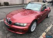 2001 BMW Z3 CONVERTIBLE for Sale