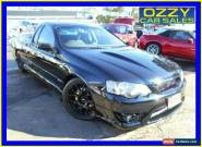 2005 Ford FPV BA MkII PURSUIT Black Automatic 4sp A Utility for Sale