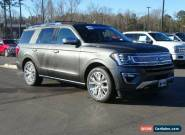 2019 Ford Expedition Platinum - Crossroads Courtesy Demo for Sale