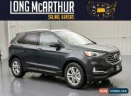 2019 Ford Edge SEL AWD Ecoboost MSRP $36510 for Sale
