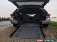 2015 Toyota Sienna REAR ENTRY WHEELCHAIR ACCECIBLE for Sale