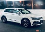 2016 VW Tiguan 4Motion R-line DSG Auto  for Sale