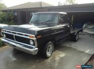 Ford F100 (1974) Ute Automatic (4.1L - Carb) Seats for Sale