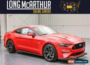 2019 Ford Mustang GT Performance Pack Level 2 MSRP 46845 for Sale