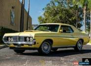 1969 Mercury Cougar NO RESERVE for Sale