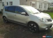 Nissan Note 1.4 Ntec+ 2012 for Sale