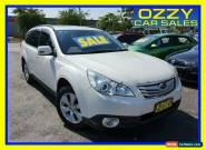 2011 Subaru Outback MY11 White for Sale