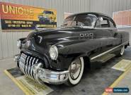 1950 Buick Special 2dr Sedanette for Sale