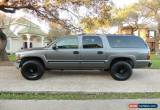 Classic 2001 Chevrolet Suburban for Sale
