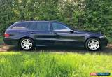 Classic Mercedes Benz E Class 3.0 E320 CDI Avantgarde 7 Seater Estate Diesel Automatic  for Sale