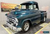 Classic 1957 Chevrolet 3100 Pickup Street Rod for Sale