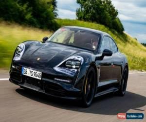 Classic 2020 Porsche Taycan Turbo S for Sale