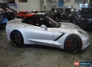 2019 Chevrolet Corvette 3LT for Sale