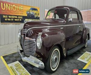 Classic 1941 Plymouth Coupe 5 Window Coupe Street Rod for Sale