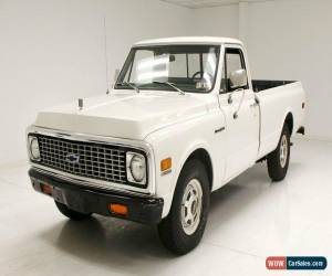 Classic 1972 Chevrolet C20 Pickup for Sale