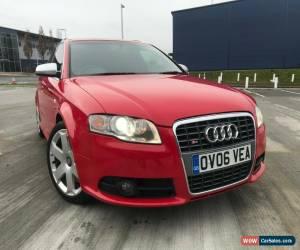 Classic 2006 Audi S4 4.2 V8 Low Miles 87K AVANT QUATTRO MANUAL Miltek Exhaust Rare Red for Sale