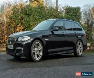 Classic 2013 BMW 530D M Sport Touring 5 Series Estate HIGH SPEC LOW MILEAGE  for Sale