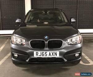 Classic 2015 BMW 116D SE Grey for Sale