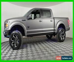 Classic 2019 Ford F-150 2019 FORD F150 SCA BLACK WIDOW LIMITED EDITION MSRP $97,231 for Sale