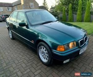 Classic BMW E36 316i SE Boston Green Saloon Low Miles 12 Month MOT for Sale