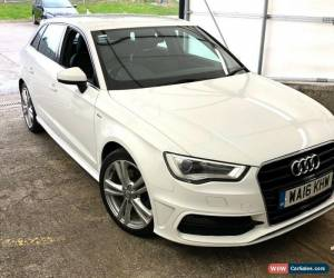 Classic 2016 AUDI A3 2.0 184 S LINE 5DR (NAV)DIESEL  for Sale
