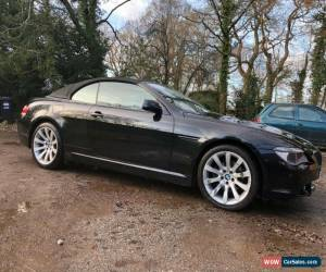 Classic 2006 BMW 6 Series 3.0 630i Sport- Black interior (Relisted due to fantasy buyer) for Sale