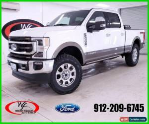 Classic 2020 Ford F-250 King Ranch for Sale