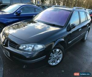 Classic 2007 RENAULT LAGUNA 2.0 DCI DYNAMIQUE - SUNROOF, ALLOYS, LOVELY for Sale