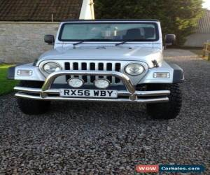 Classic Jeep Wrangler 2006 excellent condition low mileage 11900 for Sale