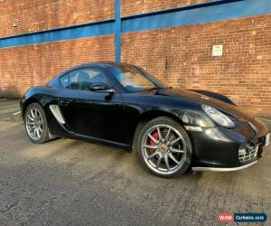 Classic PORSCHE CAYMAN 2008 3.4S AUTO IMMACULATE 42K LOW MILES for Sale